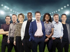 ITV World Cup team