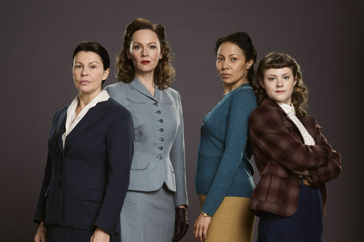 Episodi The Bletchley Circle: San Francisco | Stagione 1 ...