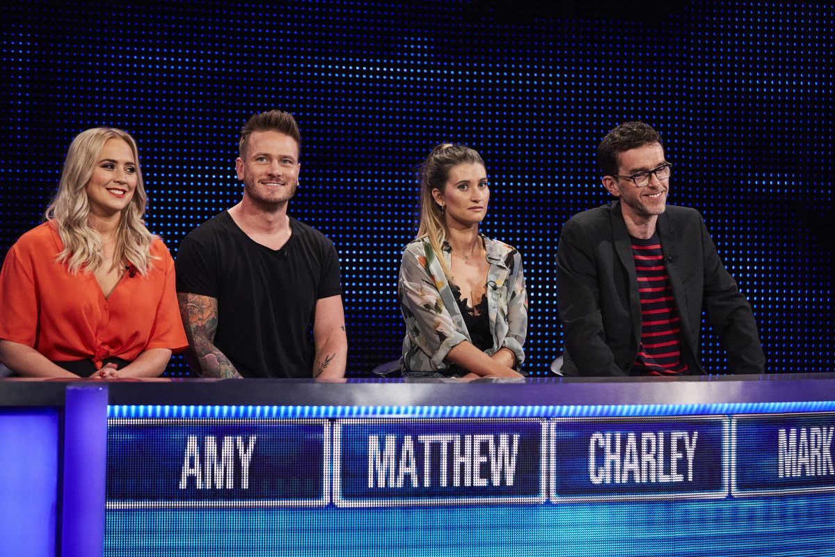 The chase celebrity special 2019 nissan