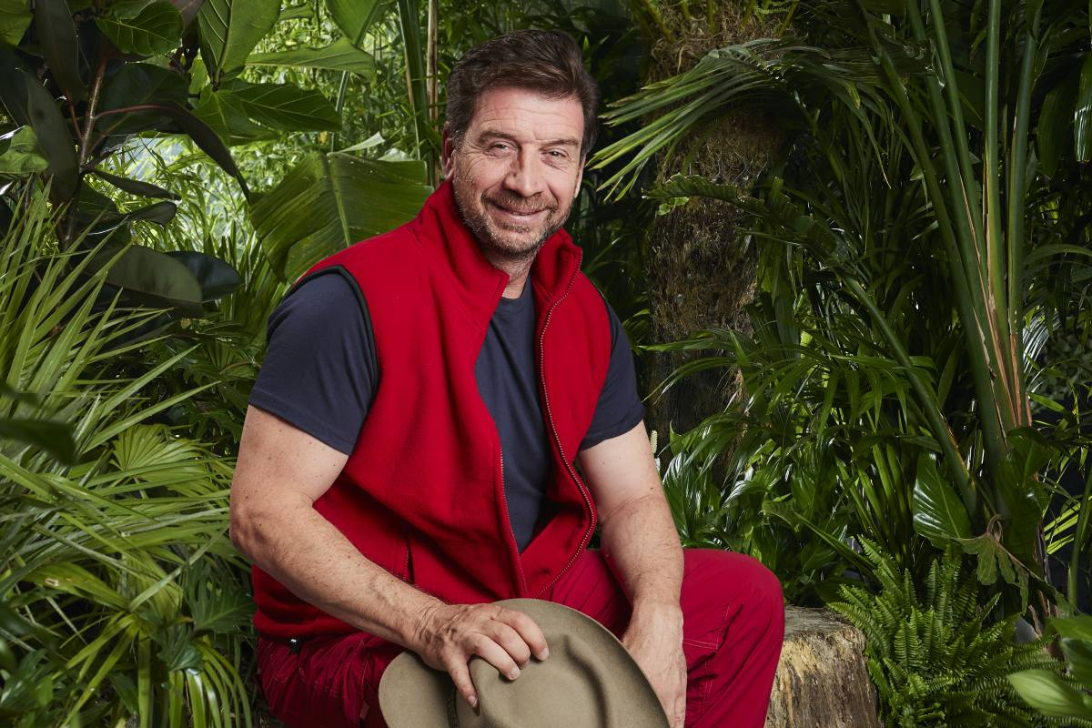 Does anyone have a link for the I'm a celebrity coming out ...